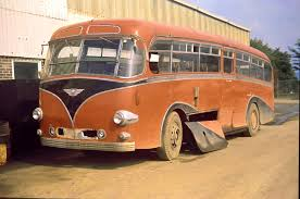 1954 AEC Regal IV Whitson