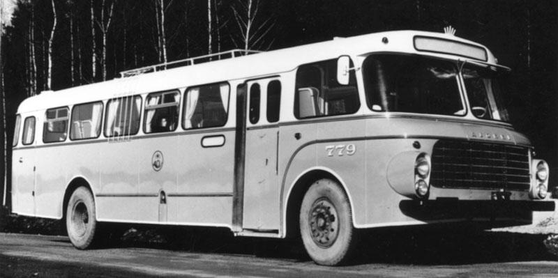 1954 Ajokki-Vanaja VAL550 BD, nro 638