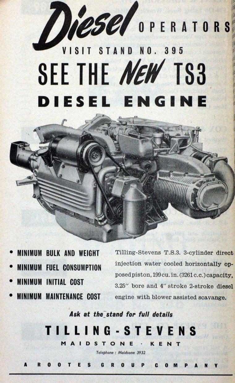 1954 CMS-Tilling