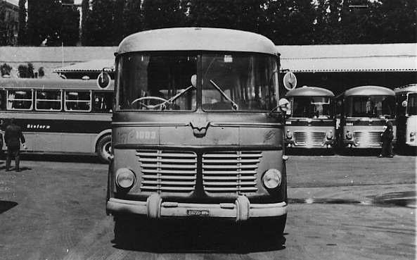 1954 Fiat 682.RN Viberti CV.7 1 entro il 1972