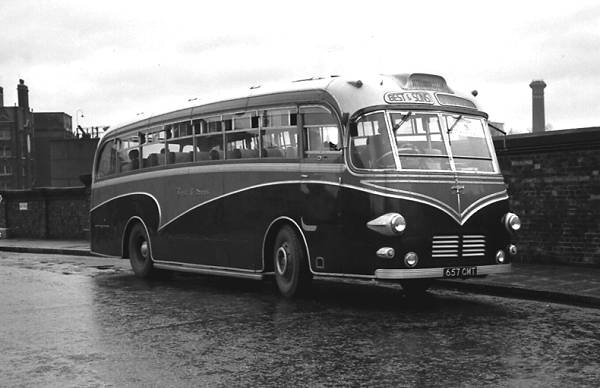 1954 Sentinel SLC6-30 with Whitson C40C body