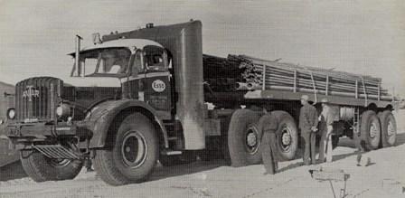 1954 Thornycroft