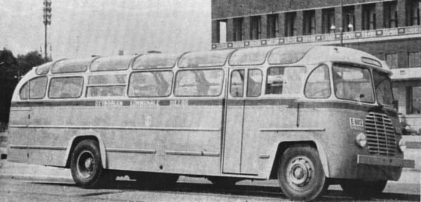 1954 Tilling Stevens - Fjeldhus E-6012