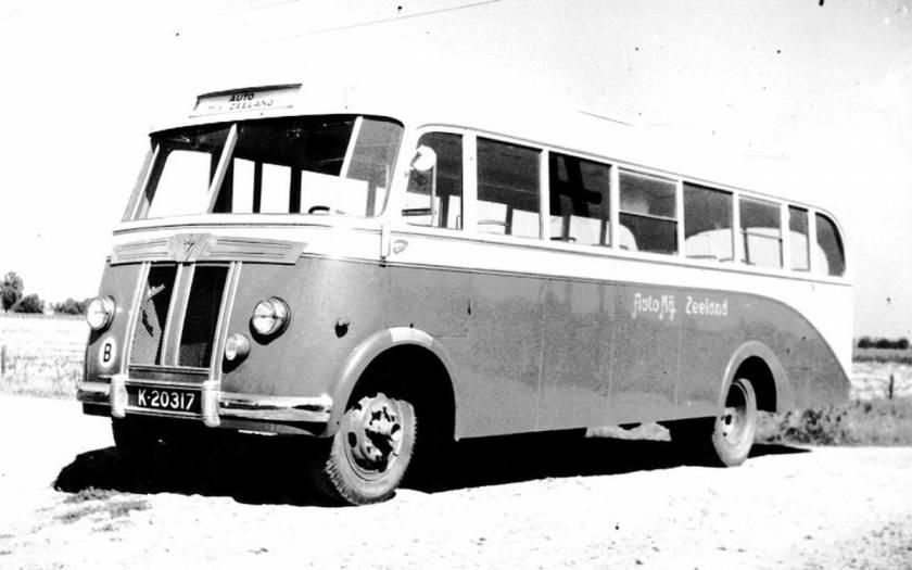 1954 Verheul AMZ-de Muynck 40
