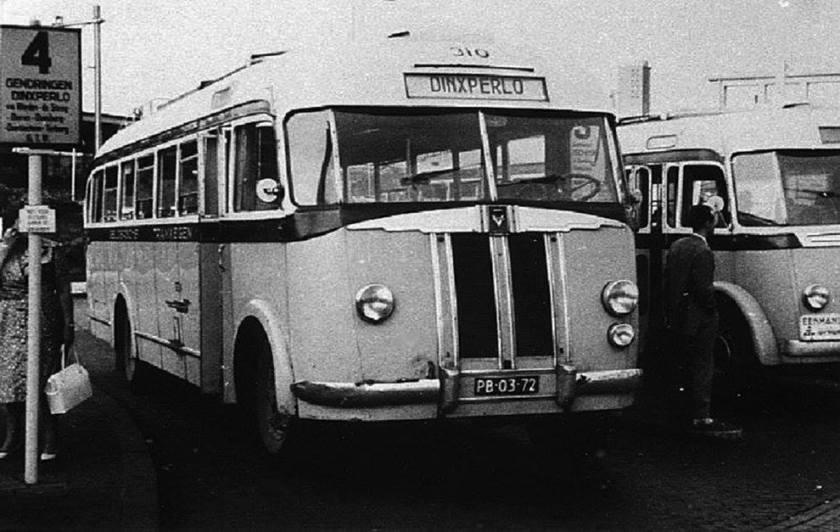 1954 Verheul GTW 310