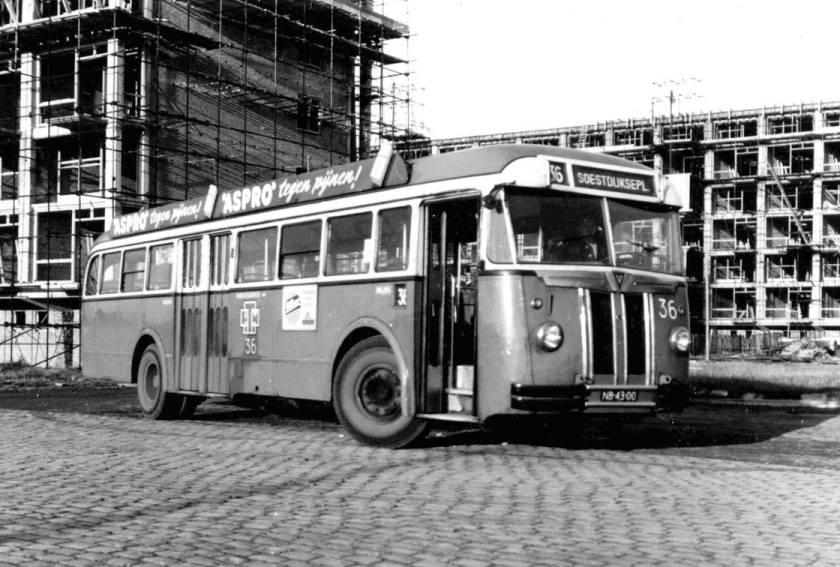 1954 Verheul HTM36