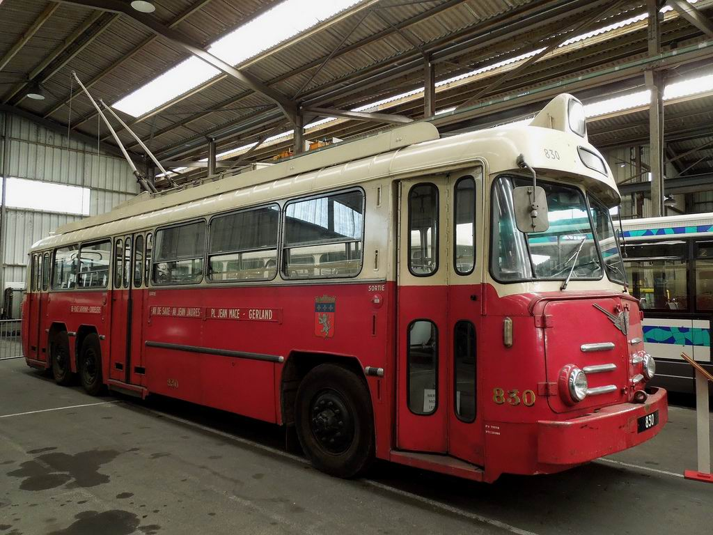 V tra soci t des v hicules et tracteurs electriques paris - Ligne bus limoges ...