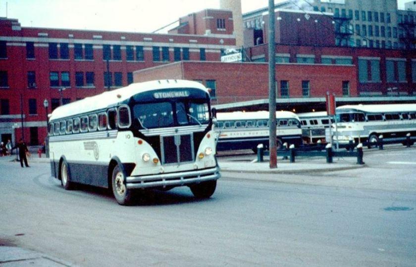 1954 Western Flyer Coach 40 stonewalltbl10wfct32 7470