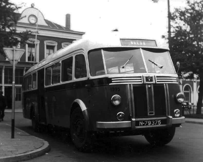 1955 Crossley Verheul Zuidooster 1995
