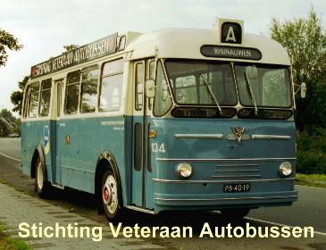 1955 Holland Coach Verheul 1955