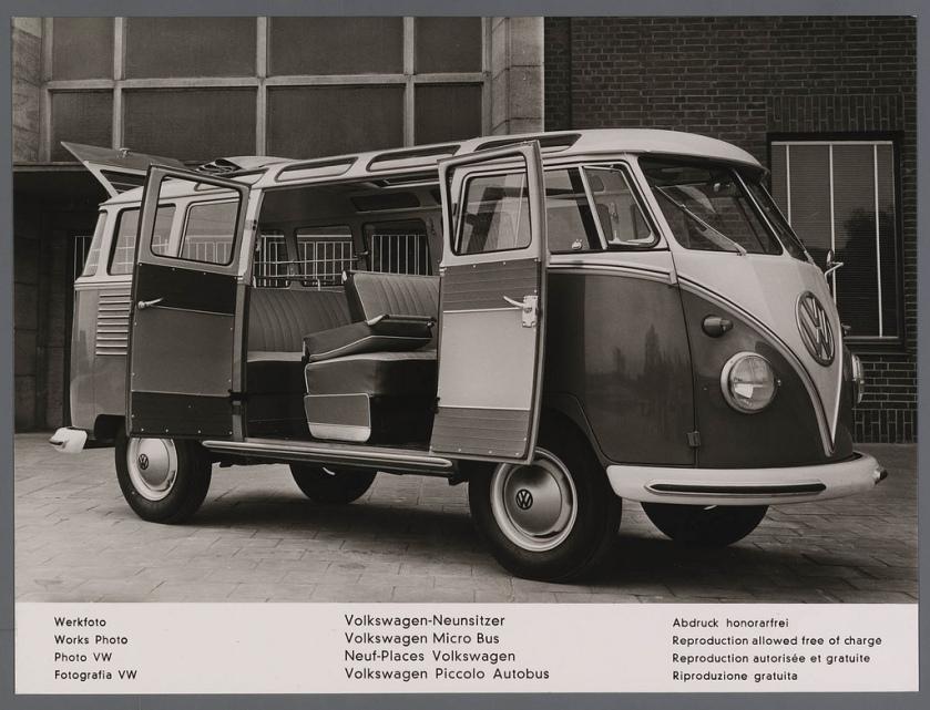 1955 Volkswagen Microbus