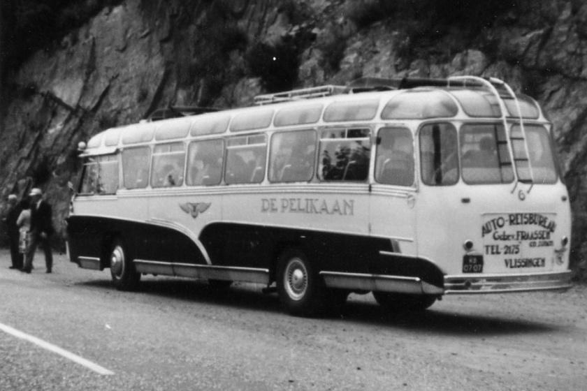 1956 Domburg Volvo b