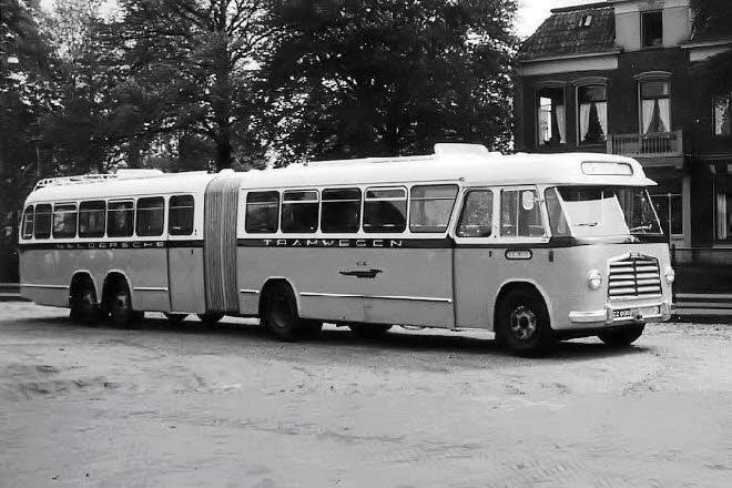 1956 Verheul Geledebus GTM