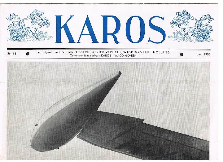 1956 VERHEUL KAROS-18 juni 1956