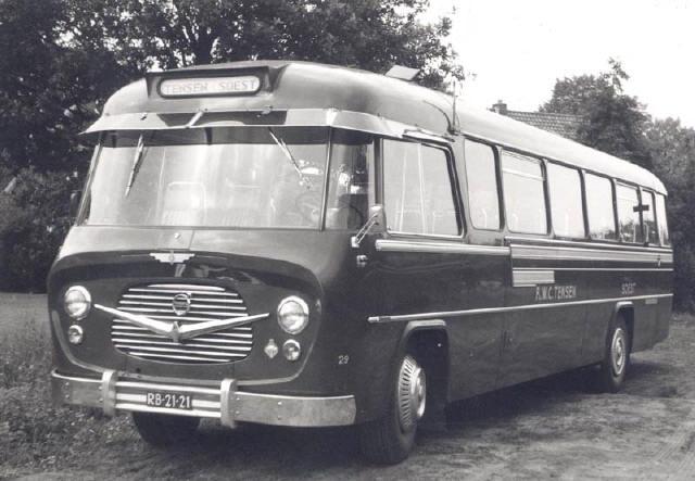 1956 Volvo Tensen nr. 29 carr. König