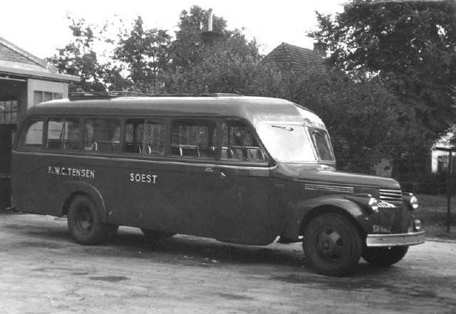 1956 Volvo Tensen nr.40