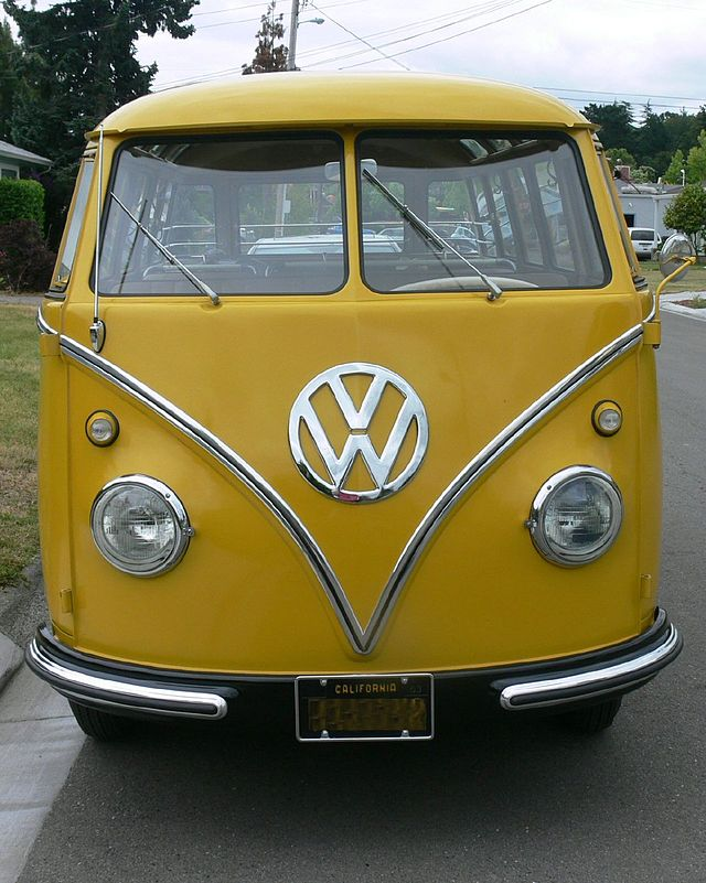 1956 VW Deluxe_front