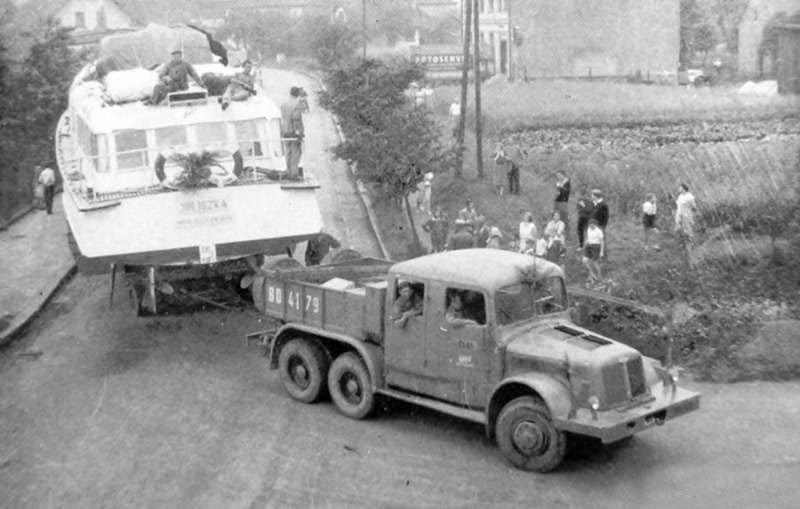 1957-70 TATRA 141 h