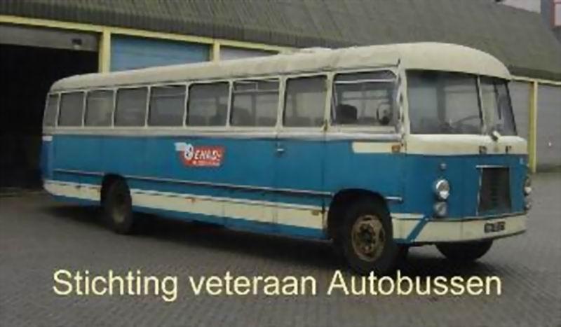 1957 Daf, B1500DL580 Van Hool