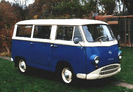 1957 Tempo Wiking Kombi