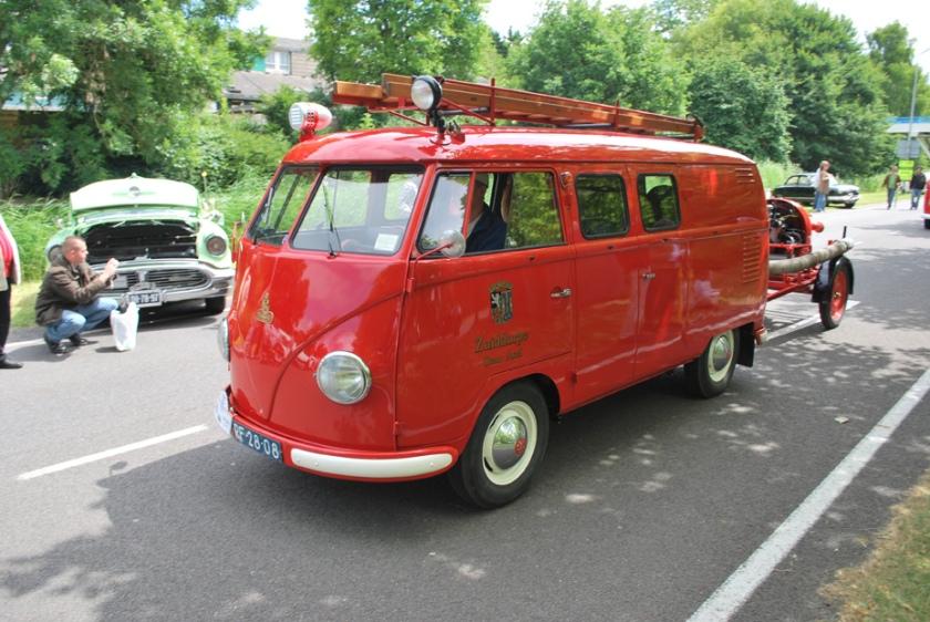 1957 Volkswagen T1 - Lelystad 2009 1957