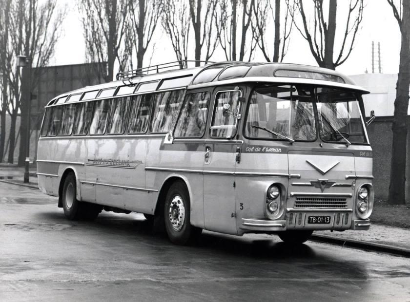 1958 AEC Regal Mk IV 9832S-Verheul VB58 (2859B), 45z. Chassisnummer 9832-S-801