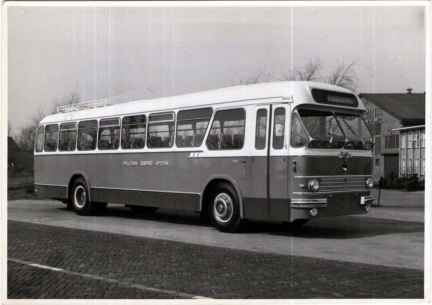 1958 Leyland LV Verheul WSM serie