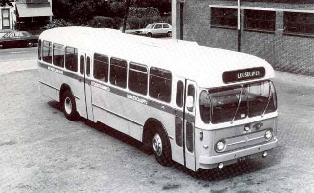 1958 Leyland RT-Werkspoor WSM 4697