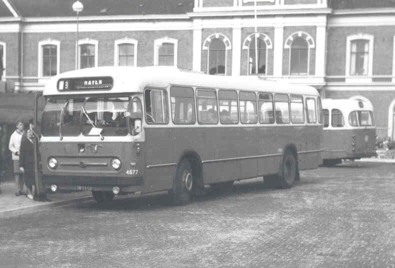 1958 Leyland Werkspoor » 4677 NBM