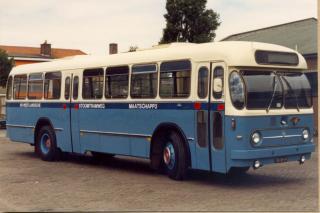 1958 Leyland-Werkspoor LE-WS - WSM 4697