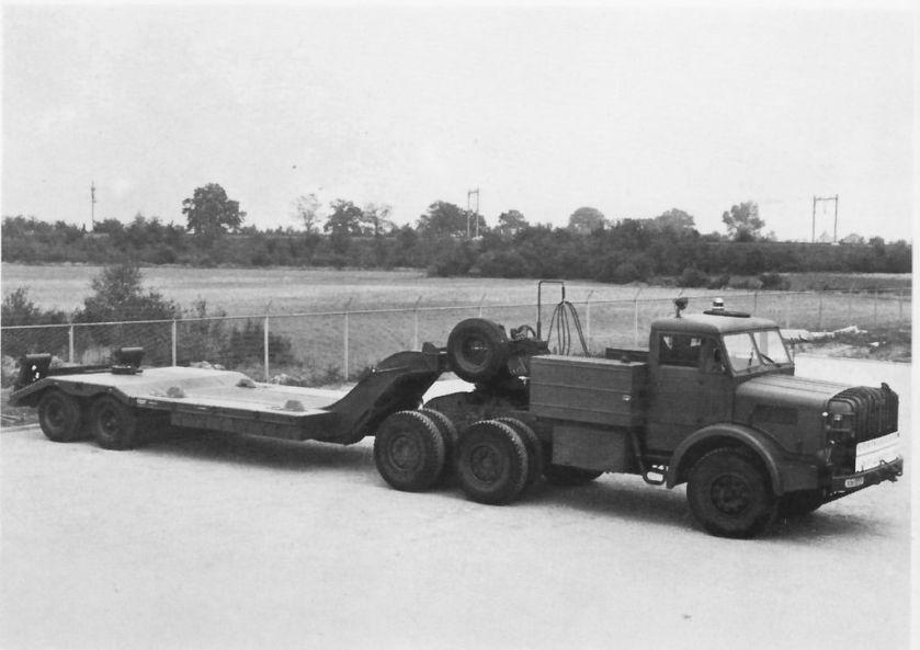 1958 Mighty Antar Trekker 1