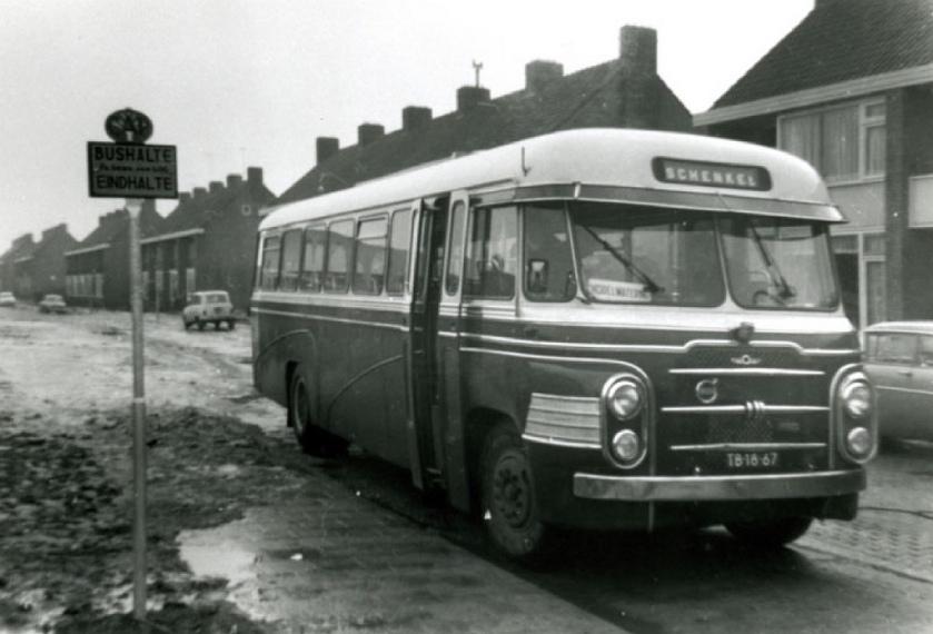 1958 TB-18-67 Volvo