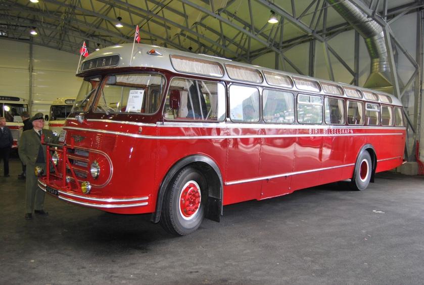 1958 Volvo B635 - Larvik