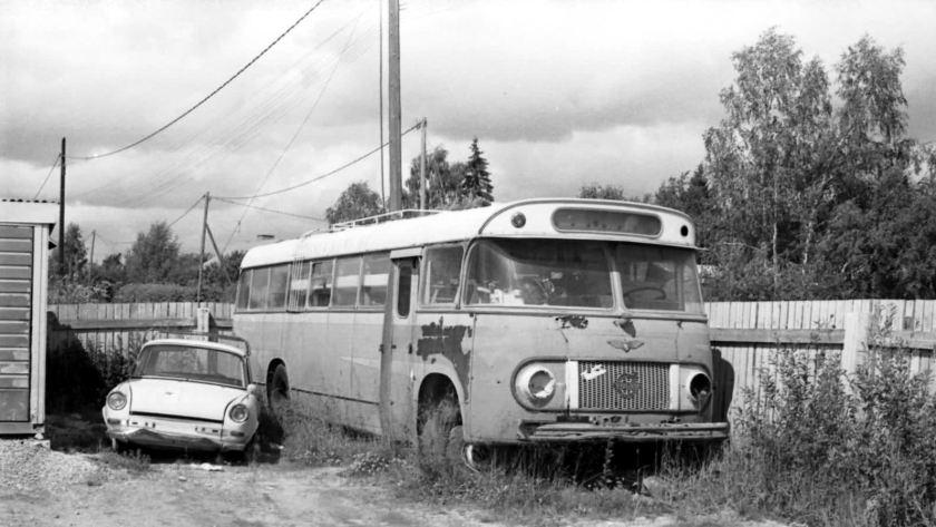 1958 Volvo Wiima748