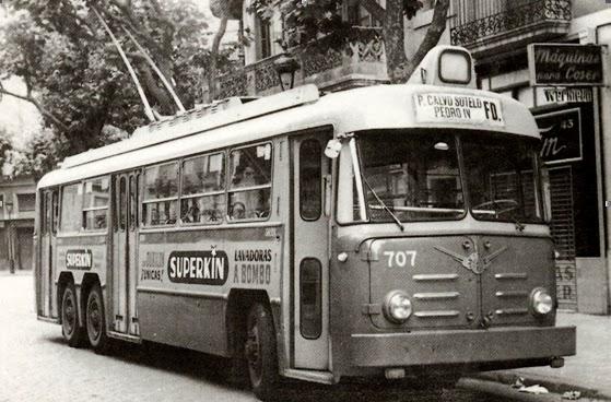 1959-68 VETRA BERLIET Barcelona