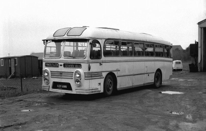 1959 AEC Reliance with Willowbrook Viking C41F body