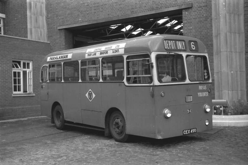1959 Albion NS3N Nimbus buses with Willowbrook B31F bodies
