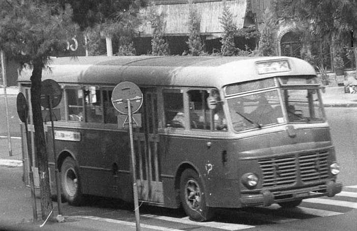 1959 Lancia Esatau Viberti IMCD