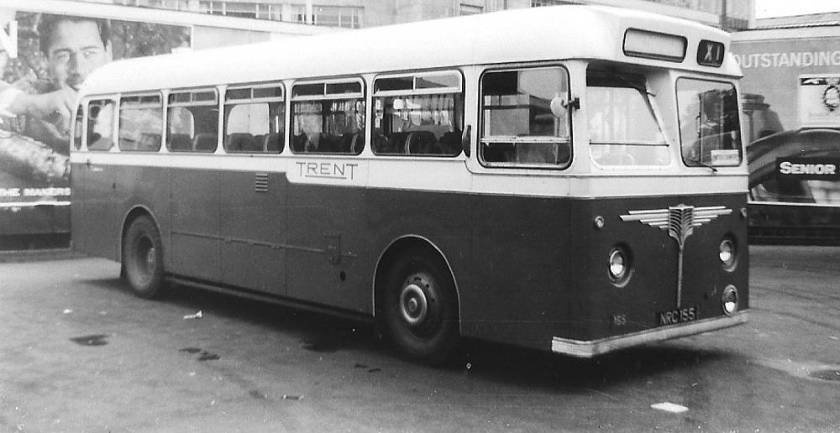 1959 Leyland PSUC1-2 with Willowbrook Dual Purpose body