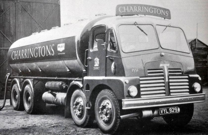 1959 Thornycroft Trusty