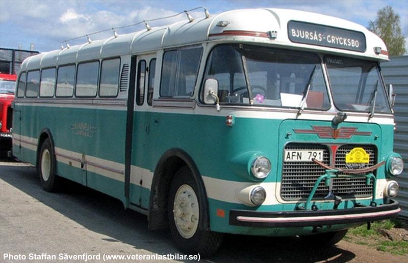 1959 Volvo B615a