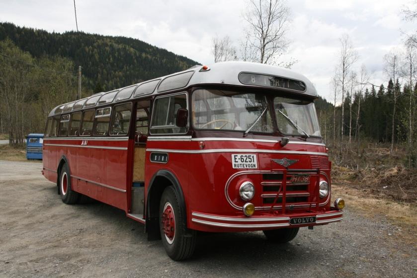 1959 Volvo B635 - Larvik