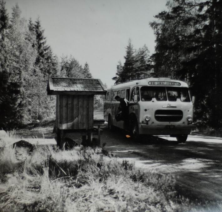 1959 Volvo Wiima Karjalohjalla -59