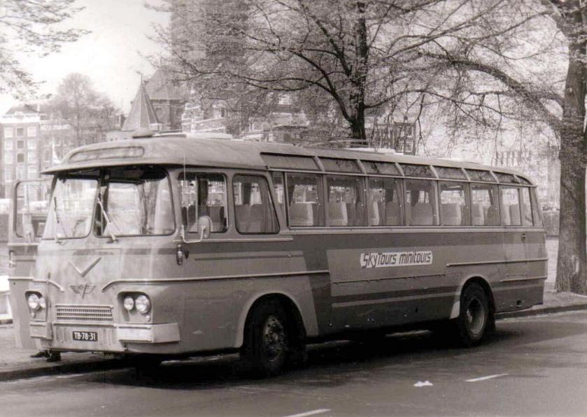 1960 AEC carr. Verheul