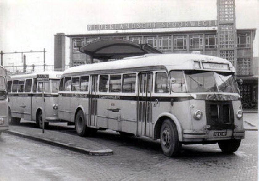1960 AEC Regal MkIII AEC 125pk carr Verheul GTW 237