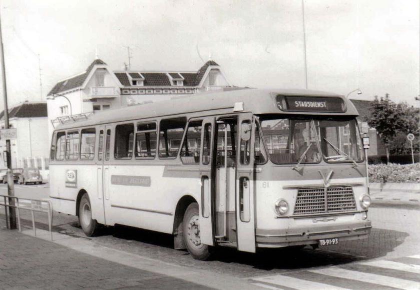 1960 DAF TB 160 carr. Verheul