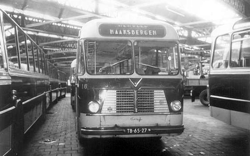 1960 DAF Verheul TET 0016