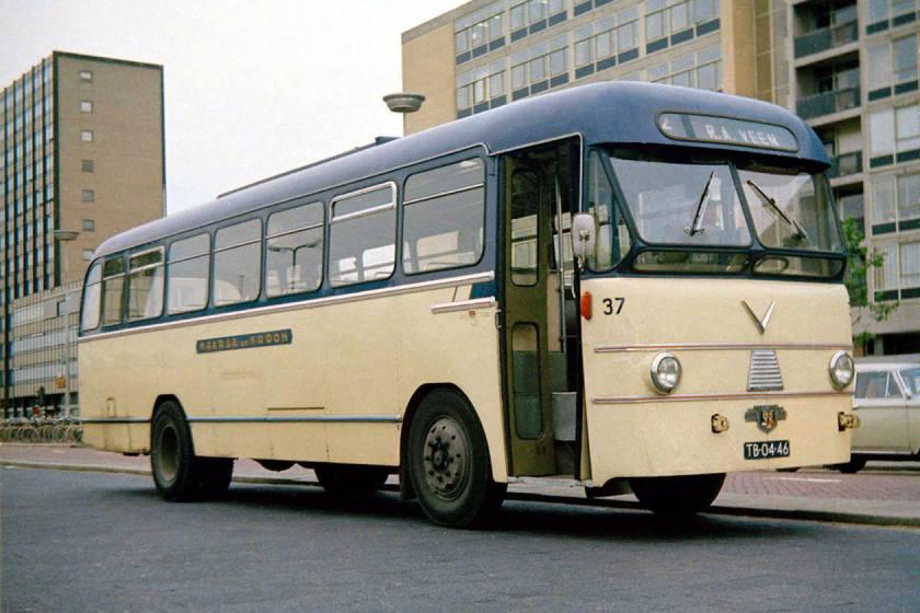1960 Leyland Verheul Maarse en Kroon 37