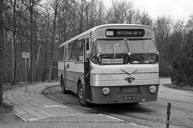 1960 Leyland Verheul MK-GVB Amsterdam