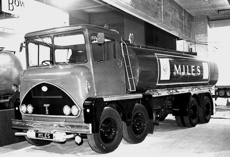 1960 Thornycroft1960